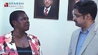 Kenyan Patient Spine Surgery | Sparsh Hospital