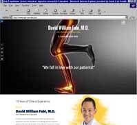 David William Fabi, M.D.