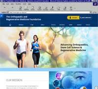 The Orthopaedic & Regenerative Medicine Foundation