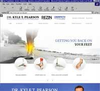 DR. KYLE T. PEARSON