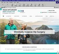 Stefan Kreuzer, M.D - Texas Hip Surgery