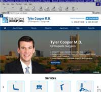 Tyler Cooper M.D.