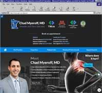 Chad Myeroff, MD