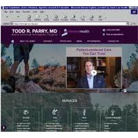 TODD R. PARRY, MD
