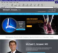 www.michaelgreasermd.com