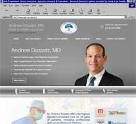 www.drewdossettmd.com