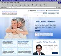 Colon cancer Treatment UK