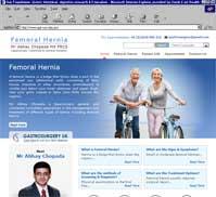 Femoral Hernia UK