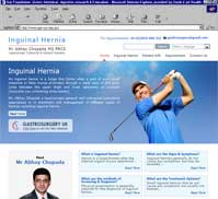 Inguinal Hernia UK