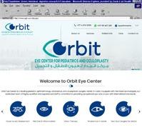 Orbit Eye Center<br>Dr. Walid M. Abdalla