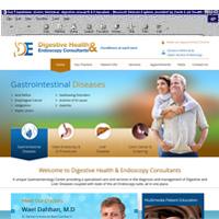 Digestive Health & Endoscopy Consultants<br>Wael Dahhan, MD, FACG