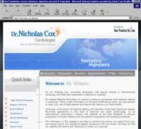 Dr. Nicholas Cox