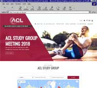 ACL Study Group - The Anterior Cruciate Ligament Study Group