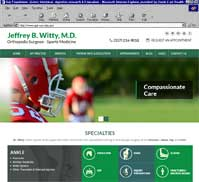 Jeffrey B. Witty, M.D.