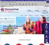 Rheumatology Specialist Care