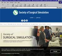 Society of Surgical Simulation