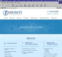 Infinity Healthcare Solutions, LLC