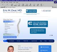 Eric M. Deal, MD