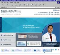 Shane J. Nho, MD, M.S.