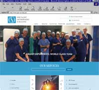 Specialist Orthopaedic Surgeons.