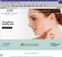 DSD - Desert Sage Dermatology<br>Megan Ahmed MSN, NP-C