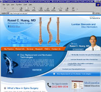 Russell C. Huang MD
