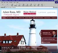 Adam Rana MD Orthopedic Surgeon
