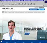 Curtis Bush, M.D., MBA