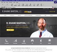 R. Shane Barton, MD