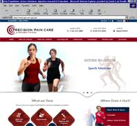 Precision Pain Care & Rehabilitation