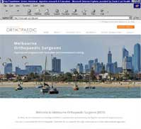 Melbourne Orthopaedic Surgeons