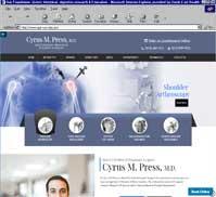Dr. Cyrus M. Press