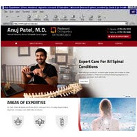 Anuj Patel, M.D.