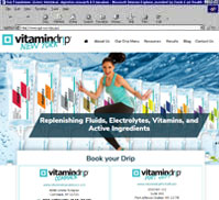 Vitamindrip New York<br>Dr. Warren D. Spinner