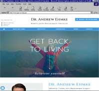 Dr. Andrew Ehmke