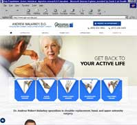 YPO - Showcase | Example Medical Websites | Modern Medical