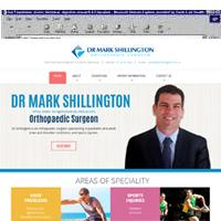 Dr Mark Shillington