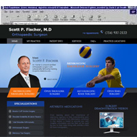 Scott P Fischer MD
