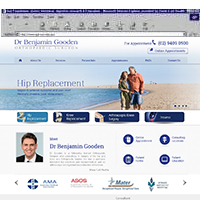 Dr Benjamin Gooden