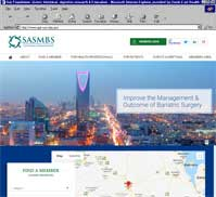 SASMBS - Saudi Arabia Society of Metabolic and Bariatric Surgery
