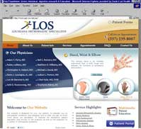 Louisiana Orthopaedic Specialists
