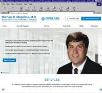 Michael R. Magoline, M.D.