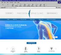 Precision Spine Clinic<br>Mr Shahid Khan