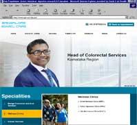 Bangalore Bowel Care<br>Dr. Narasimhaiah Srinivasaiah