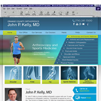Orange County Orthopedics <br> John P. Kelly, MD
