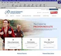 CFOSM - Center for Orthopaedics and Sports Medicine
