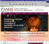 Cancer Awareness Network For Rural India