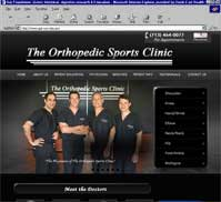 The Orthopedic Sports Clinic