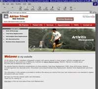 Mr. Adrian Trivett