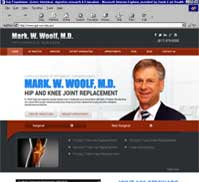 Mark W Woolf, MD